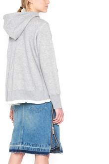 SACAI oversize hoodie