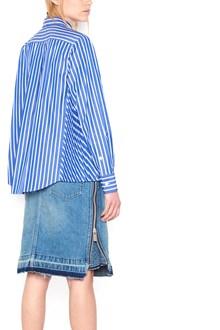 SACAI pleated shirt