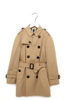 BURBERRY doublebreast trench coat