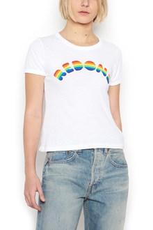 RE/DONE 'raimbow' t-shirt
