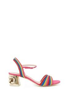 CASADEI chain heels sandals