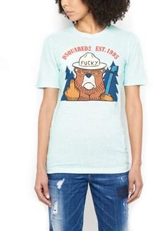 DSQUARED2 'fucky' t-shirt