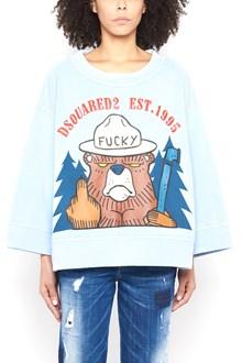 DSQUARED2 'fucky' sweatshirt