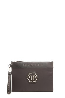 PHILIPP PLEIN 'step' clutch
