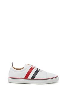 THOM BROWNE 'diagona stripes' sneakers