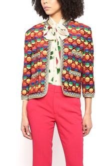 GUCCI raimbow & gg Jacket
