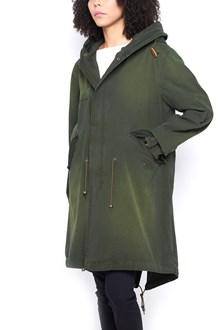 MR & MRS ITALY long parka jacket unisex