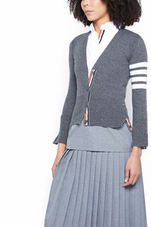 THOM BROWNE '4 bar' cardigan