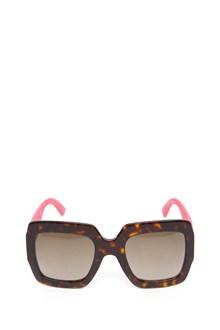 GUCCI glittered sunglasses