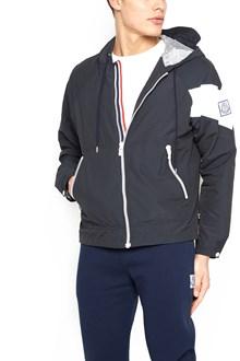 MONCLER GAMME BLEU coulisse k-way jacket
