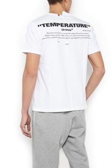 OFF-WHITE 'script spliced' t-shirt