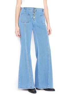 CHLOÉ fleare jeans