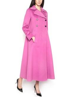 VALENTINO double breast long coat