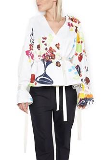 LOEWE flower shirt