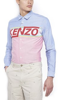 KENZO insert logo shirt