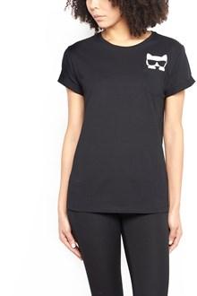 KARL LAGERFELD 'pocket cat' t-shirt