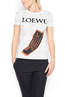 LOEWE 'phone' t-shirt