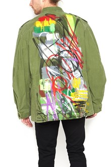 ADAPTATION 'surplus field' parka