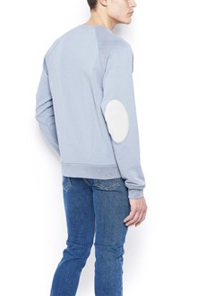 MAISON MARGIELA elbows patches sweatshirt