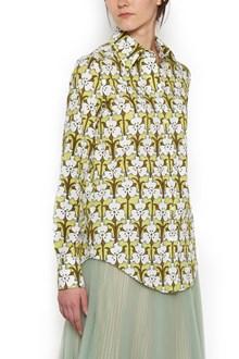 PRADA iris printed shirt