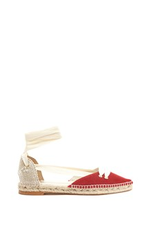 CASTANER BY MANOLO BLANIK espadrillas lace up