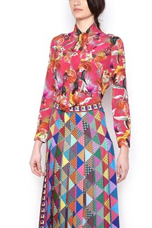 MARY KATRANTZOU 'heart' blouse