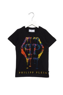 PHILIPP PLEIN JUNIOR t-shirt 'because of me'
