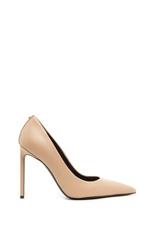 TOM FORD gold details pumps