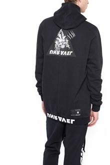 UNRAVEL logo hoodie