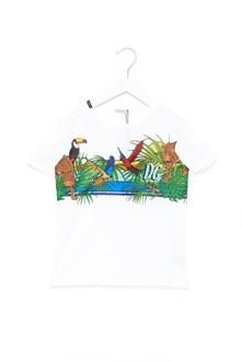 DOLCE & GABBANA 'savana' t-shirt