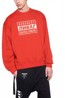 UNRAVEL 'skater' sweatshirt