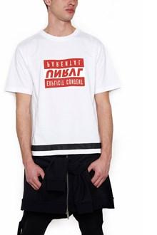 UNRAVEL 'skater' t-shirt
