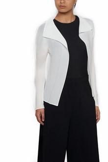 ISSEY MIYAKE CAULIFLOWER pleated basic cardigan