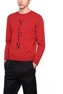 VALENTINO 'vltn' sweater