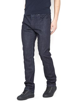 GIORGIO ARMANI regular fit jeans