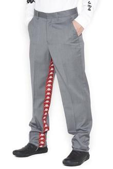 DANILO PAURA X KAPPA pantaloni 'mod.oler'