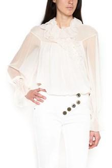 CHLOÉ rouches blouse