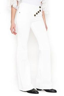 CHLOÉ buttons jeans