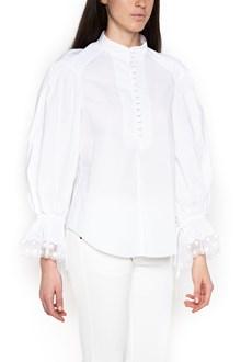 CHLOÉ lace cuffs shirt