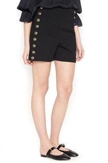 CHLOÉ sides buttons shorts