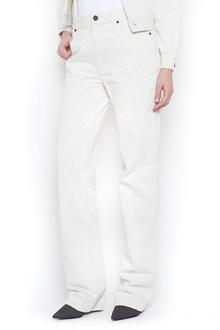 CALVIN KLEIN 205 W39 NYC wide leg pants