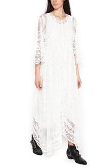CHLOÉ 'circular tablecloth lace' long dress