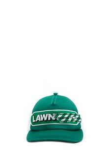 OFF-WHITE 'lawn girl' cap