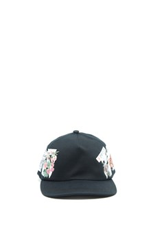 OFF-WHITE 'diag flower' cap
