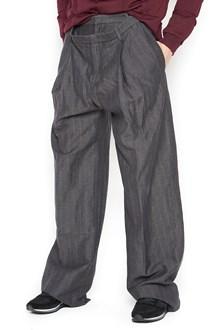 Y/PROJECT pantalone doppia vita