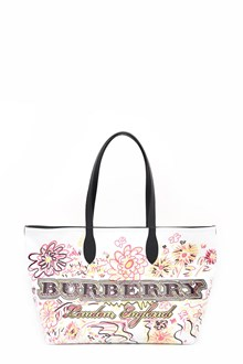 BURBERRY 'doodle' tote