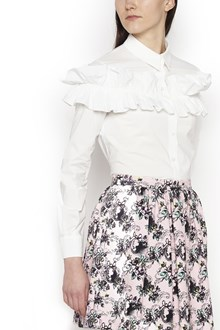 BOUTIQUE MOSCHINO ruffles blouse