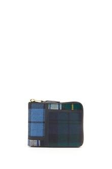 COMME DES GARÇONS patchwork wallet