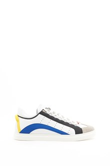 DSQUARED2 multicolor stripes sneakers