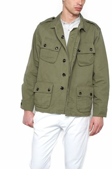 FORTELA 'jungle jacket tropical' parka jackets